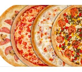 Пицца сет 4