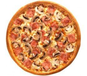 "Пицца ""Ветчина с грибами"""